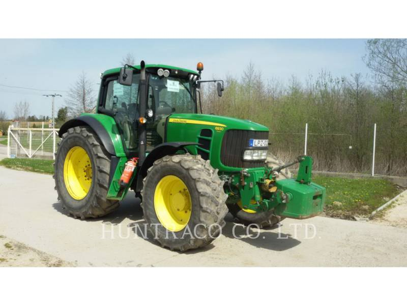 JOHN DEERE TRACTEURS AGRICOLES 6930 equipment  photo 3