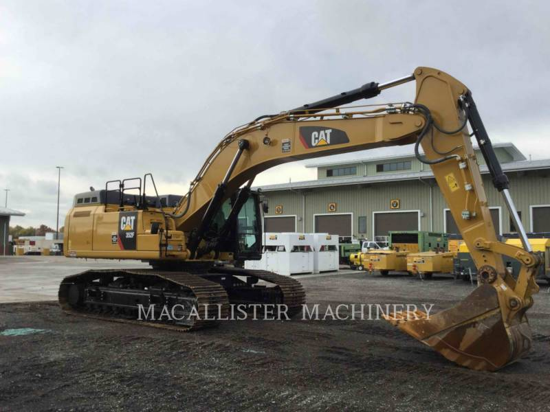 CATERPILLAR KOPARKI GĄSIENICOWE 352F equipment  photo 4