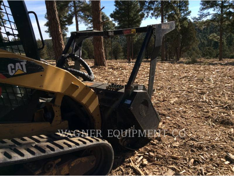 CATERPILLAR CHARGEURS COMPACTS RIGIDES 299C equipment  photo 20