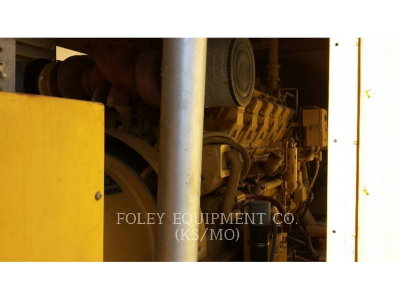 CATERPILLAR FIXE - DIESEL 3512EP equipment  photo 9