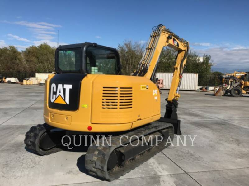 CATERPILLAR ESCAVADEIRAS 308E CRSB equipment  photo 8