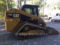 CATERPILLAR SKID STEER LOADERS 279D AC equipment  photo 4