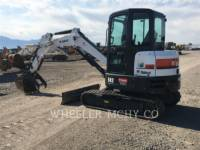 BOBCAT TRACK EXCAVATORS E42 equipment  photo 9