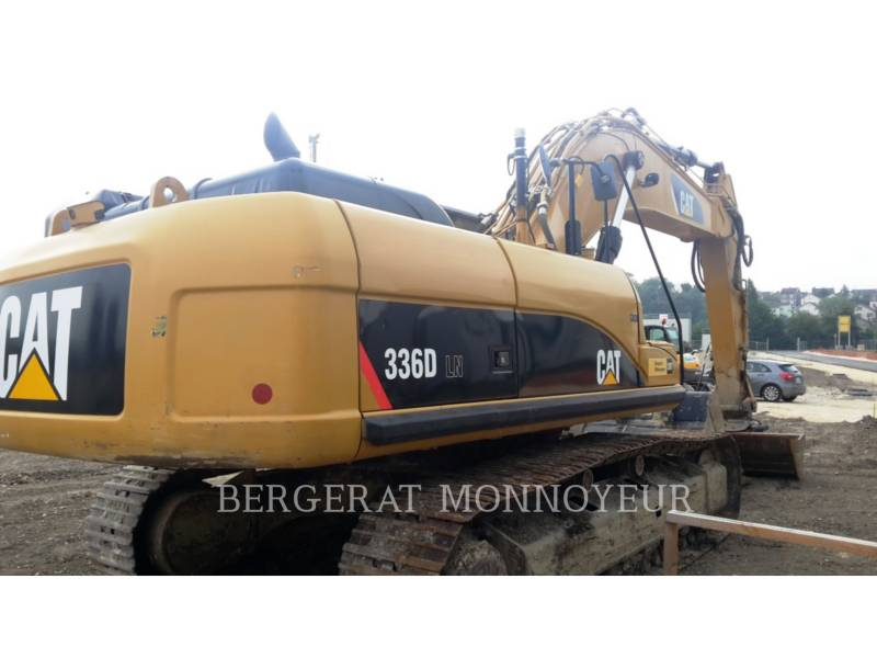 CATERPILLAR TRACK EXCAVATORS 336DLN equipment  photo 4