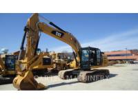 Equipment photo CATERPILLAR 323 F L PELLES SUR CHAINES 1