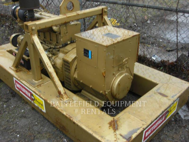 MISCELLANEOUS MFGRS PORTABLE GENERATOR SETS VE35DS equipment  photo 6