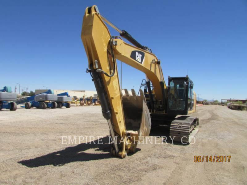 CATERPILLAR PELLES SUR CHAINES 329EL equipment  photo 4