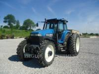 Equipment photo NEW HOLLAND LTD. 8870 農業用トラクタ 1