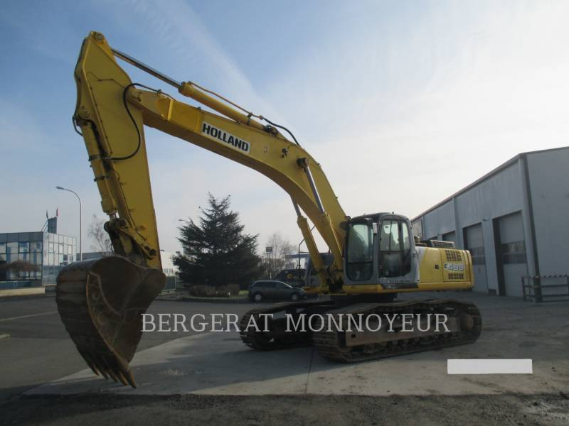 NEW HOLLAND KETTEN-HYDRAULIKBAGGER E485 equipment  photo 1