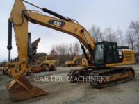 Equipment photo CATERPILLAR 336F 10 RADLADER/INDUSTRIE-RADLADER 1