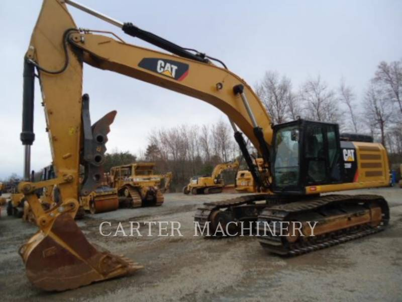 CATERPILLAR WHEEL LOADERS/INTEGRATED TOOLCARRIERS 336F 10 equipment  photo 1