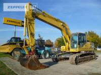 Equipment photo KOMATSU LTD. PC210-8 ESCAVADEIRAS 1