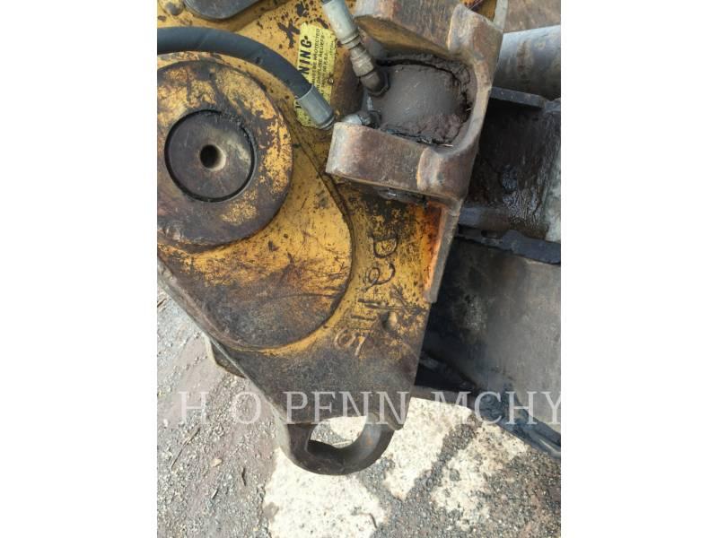 CATERPILLAR WHEEL EXCAVATORS M318 equipment  photo 13