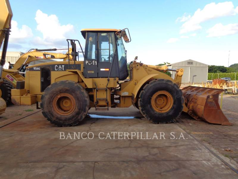 CATERPILLAR WHEEL LOADERS/INTEGRATED TOOLCARRIERS 950GII equipment  photo 7