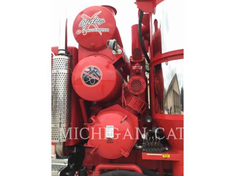 KENWORTH LKW T800 VAC TRUCK  equipment  photo 21
