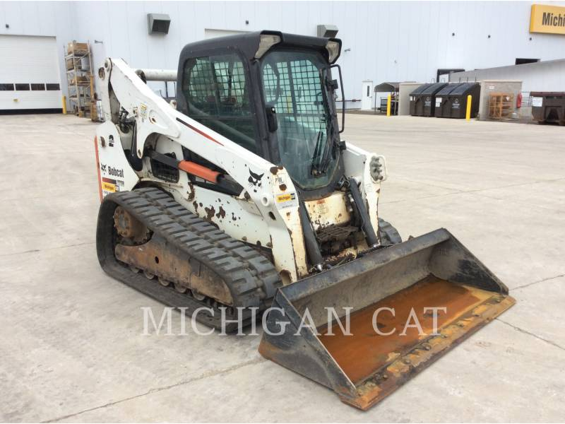 BOBCAT MULTI TERRAIN LOADERS T770 equipment  photo 1