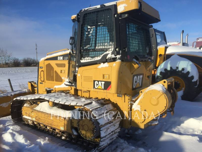 CATERPILLAR TRACTORES DE CADENAS D3K LGP equipment  photo 3