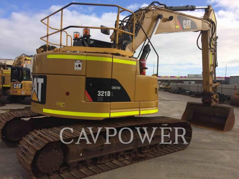 CATERPILLAR PELLES SUR CHAINES 321DLCR equipment  photo 5