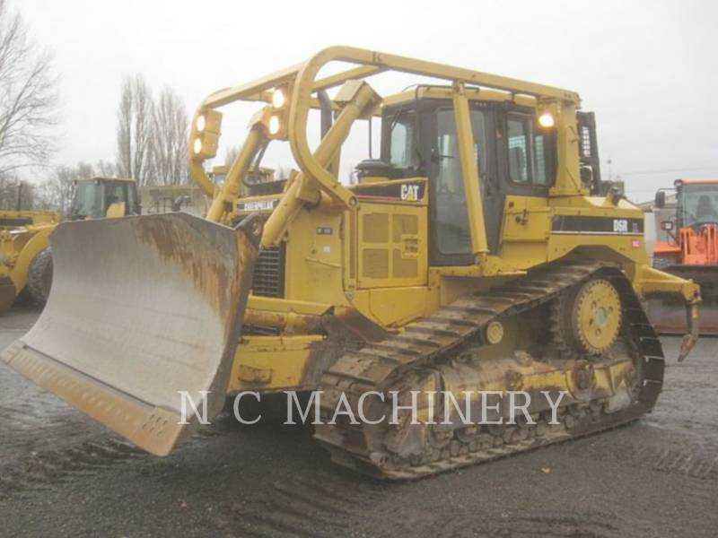 CATERPILLAR KETTENDOZER D6RIIIXLVP equipment  photo 1