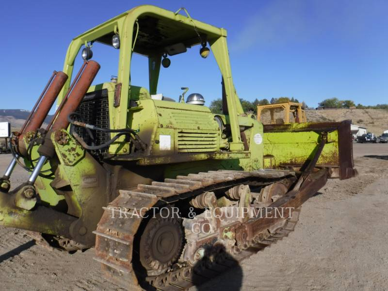 TEREX CORPORATION TRACTORES DE CADENAS 82-20B equipment  photo 3