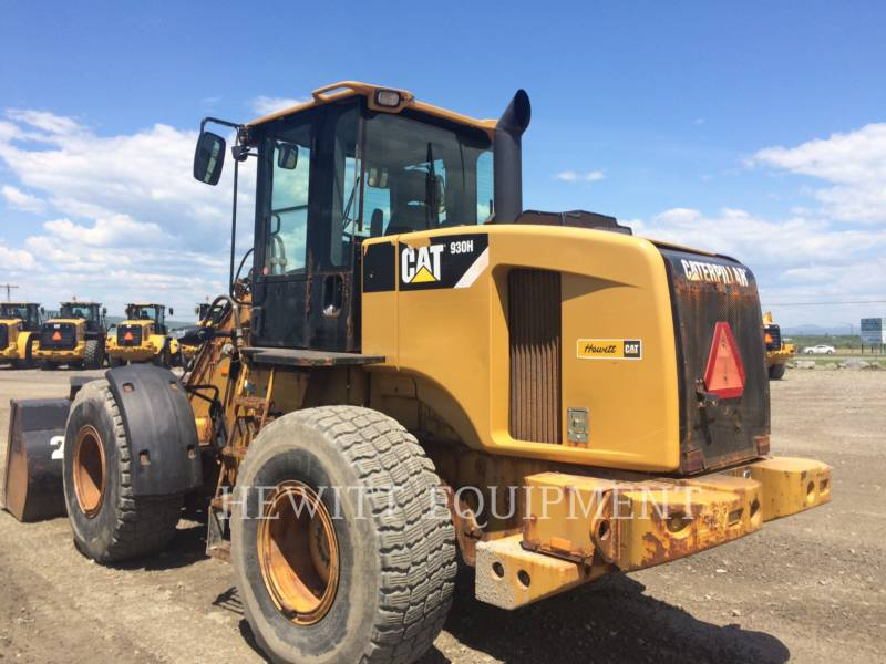 CATERPILLAR WHEEL LOADERS/INTEGRATED TOOLCARRIERS 930H equipment  photo 4