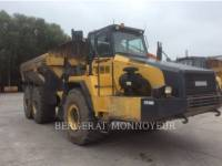 Equipment photo KOMATSU HM 400 - 2 ARTICULATED TRUCKS 1