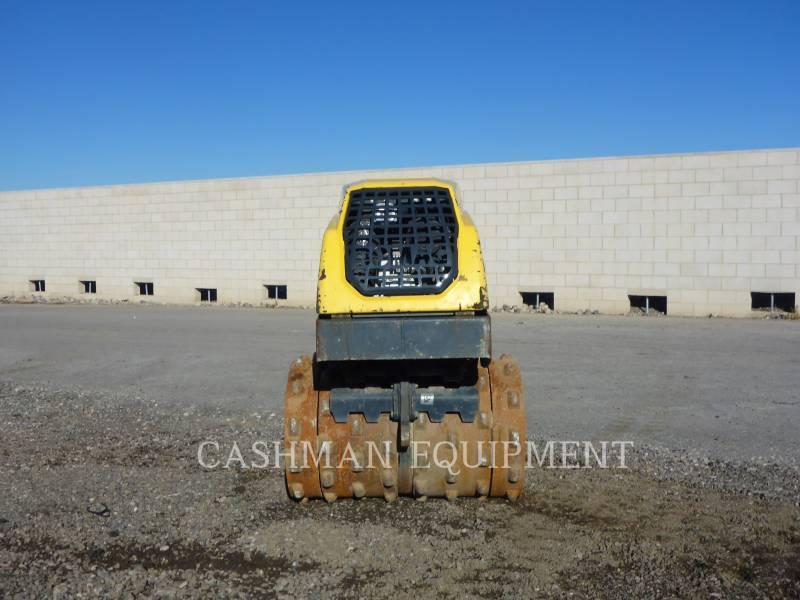 BOMAG COMPACTORS BMP8500 equipment  photo 5