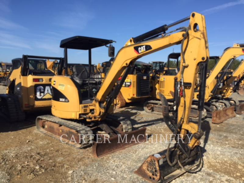 CATERPILLAR ESCAVADEIRAS 303CCR equipment  photo 2