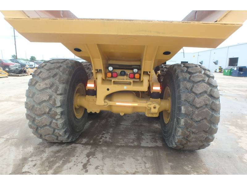 CATERPILLAR CAMIONES ARTICULADOS 740 equipment  photo 5