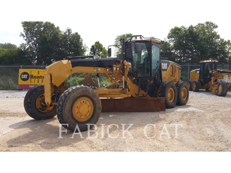 CATERPILLAR MOTORGRADER 120MAWD equipment  photo 4