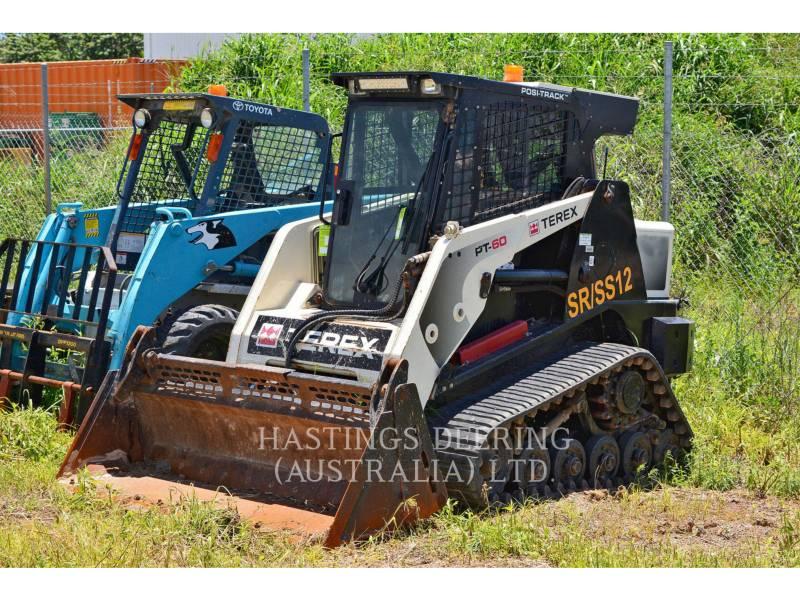 TEREX EQUIP. LTD. 多様地形対応ローダ PT60_TX equipment  photo 1