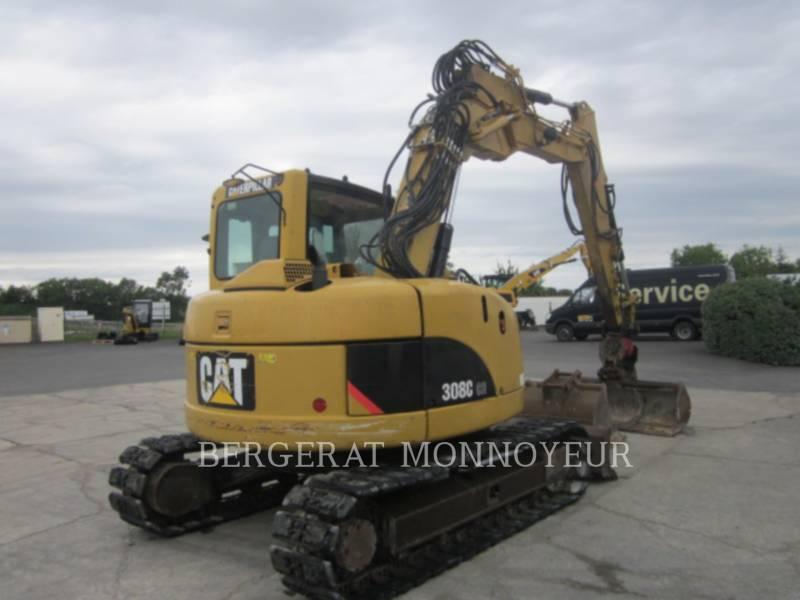 CATERPILLAR PELLES SUR CHAINES 308CCR equipment  photo 2