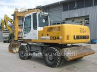 LIEBHERR WHEEL EXCAVATORS A904CLIT equipment  photo 4