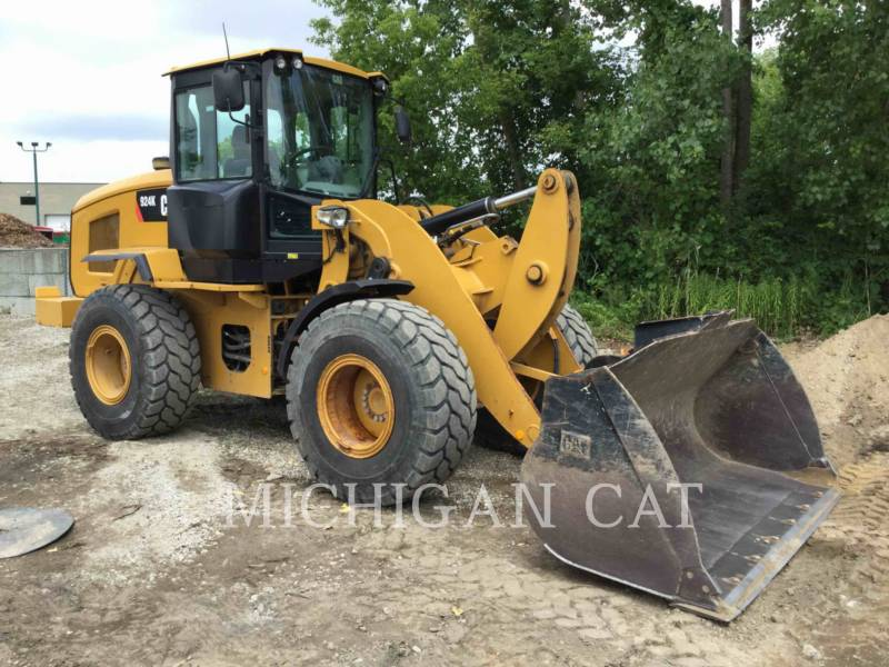 CATERPILLAR WHEEL LOADERS/INTEGRATED TOOLCARRIERS 924K equipment  photo 2