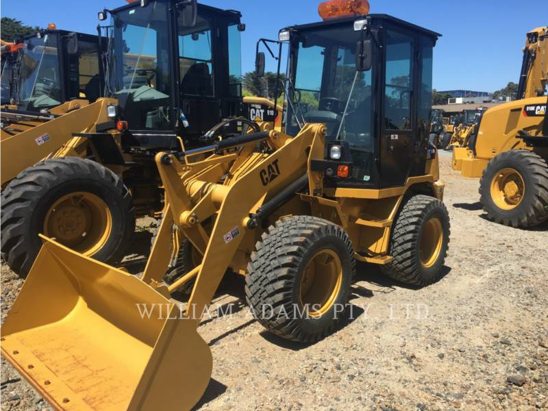 CATERPILLAR RADLADER/INDUSTRIE-RADLADER 902B equipment  photo 1