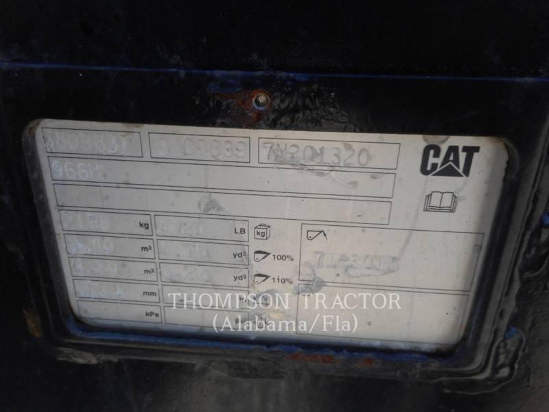 CATERPILLAR CHARGEURS SUR PNEUS/CHARGEURS INDUSTRIELS 950M equipment  photo 3