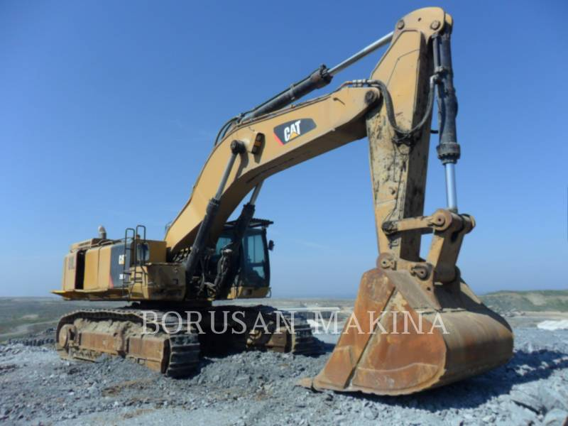 CATERPILLAR EXCAVADORAS DE CADENAS 390DL equipment  photo 8