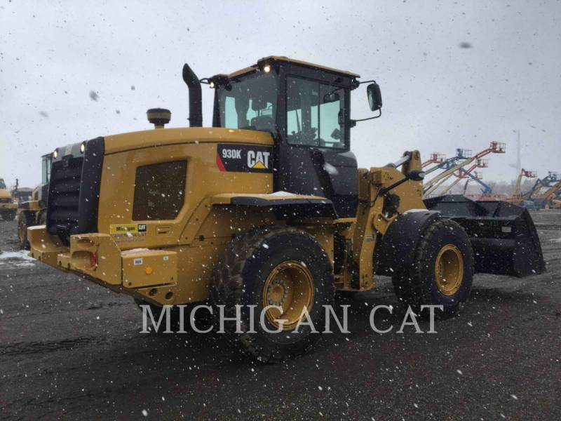 CATERPILLAR WHEEL LOADERS/INTEGRATED TOOLCARRIERS 930K RQ equipment  photo 4