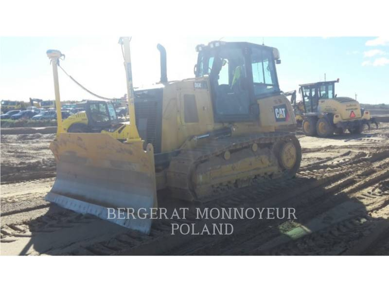 CATERPILLAR TRACTEURS SUR CHAINES D 6 K2 XL equipment  photo 4