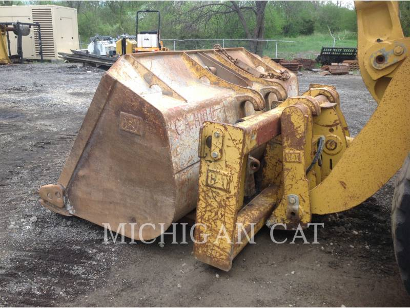 CATERPILLAR WHEEL LOADERS/INTEGRATED TOOLCARRIERS 950H S+ equipment  photo 22