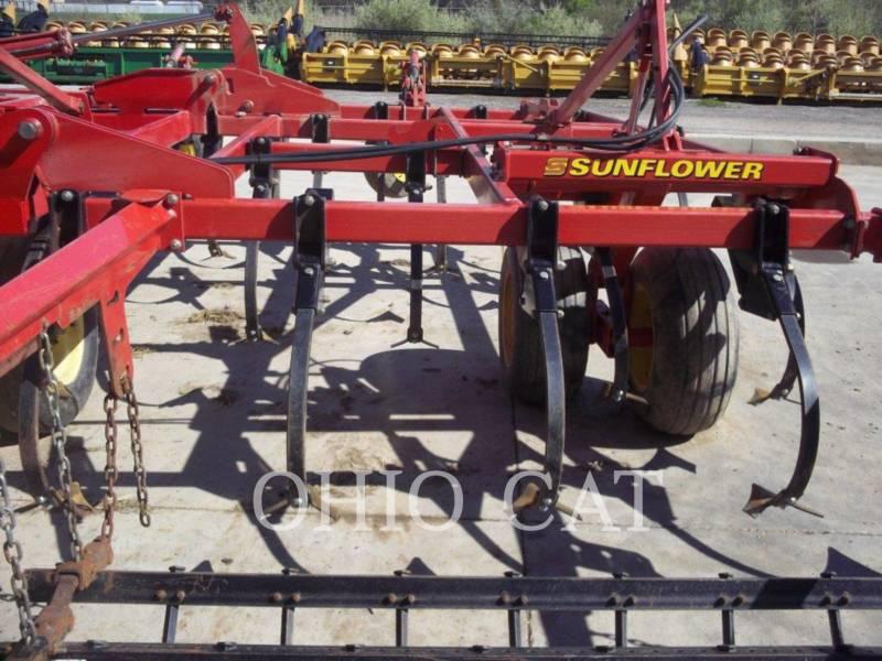 SUNFLOWER MFG. COMPANY AG TILLAGE EQUIPMENT SF5055-50 equipment  photo 15