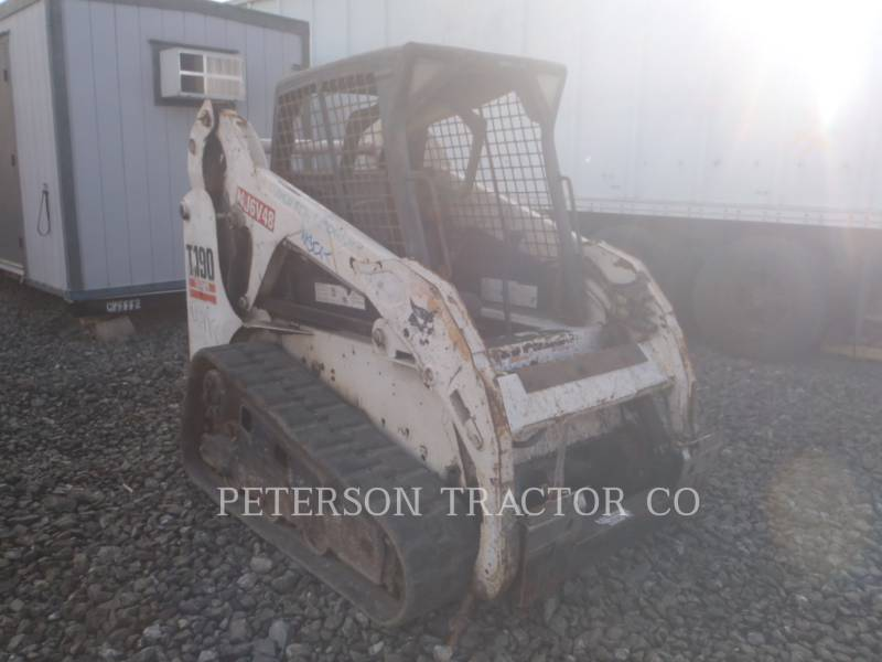 BOBCAT SKID STEER LOADERS BC T-190 equipment  photo 2