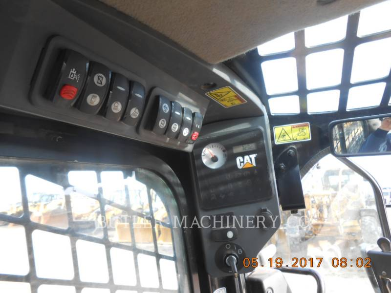 CATERPILLAR MINICARGADORAS 287 C equipment  photo 6