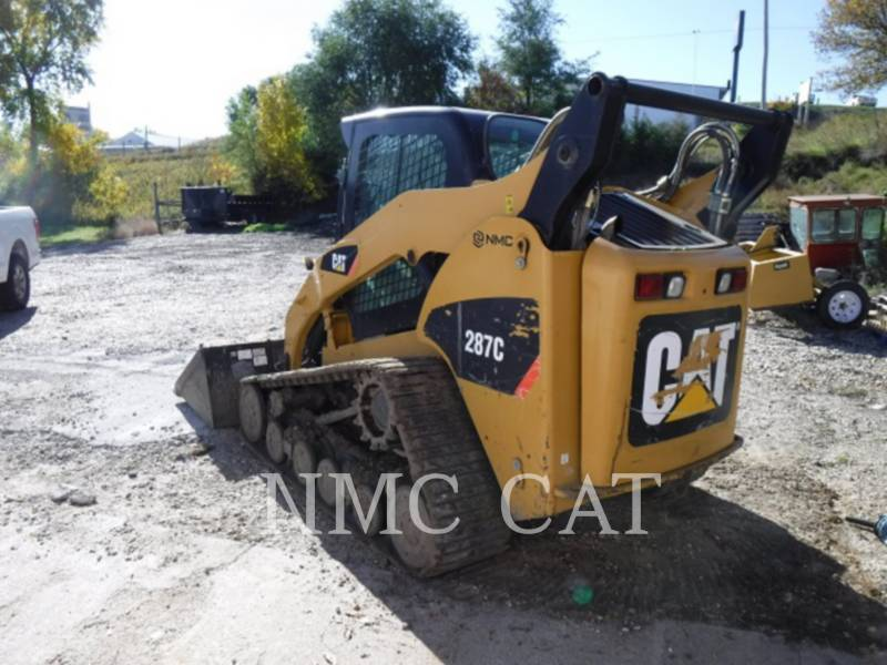 CATERPILLAR DELTALADER 287C equipment  photo 2