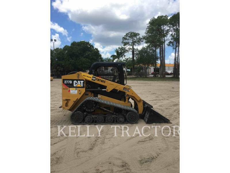 CATERPILLAR CHARGEURS TOUT TERRAIN 277D equipment  photo 2