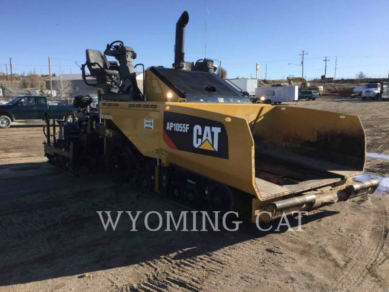 CATERPILLAR ASPHALT PAVERS AP1055F equipment  photo 9