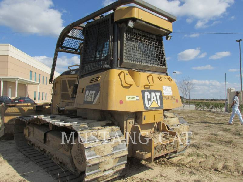 CATERPILLAR KETTENDOZER D6KLGP equipment  photo 6