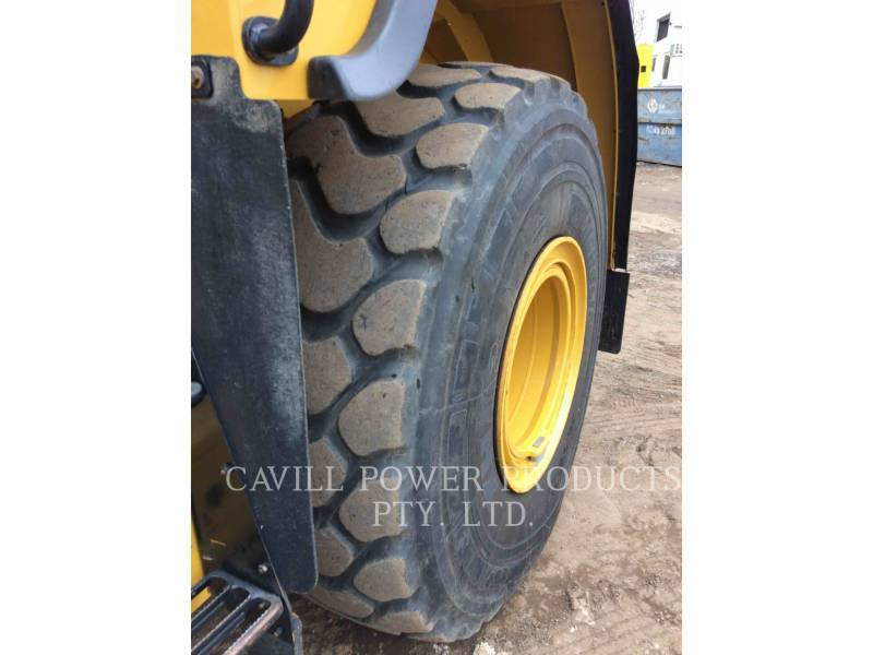 CATERPILLAR WHEEL LOADERS/INTEGRATED TOOLCARRIERS 972M equipment  photo 15