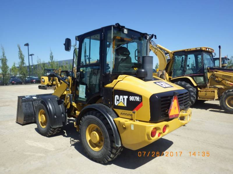 CATERPILLAR CARGADORES DE RUEDAS 907H2 equipment  photo 4