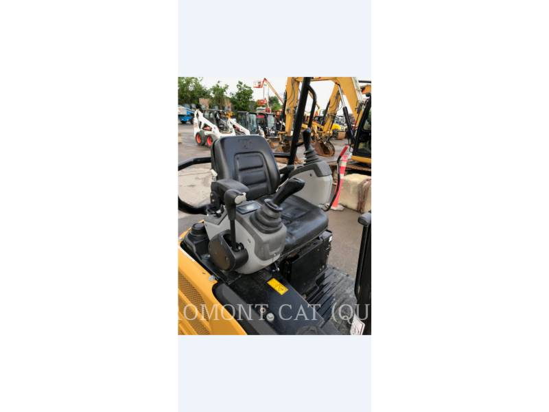 CATERPILLAR TRACK EXCAVATORS 301.7DCR equipment  photo 14